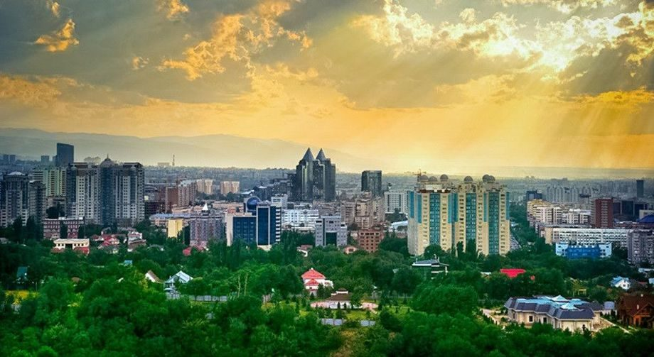 Rest in Almaty, economy package (5 days)